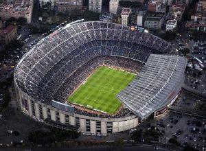Avrupa'daki En Büyük Stadyumlar