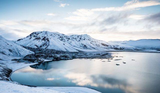 İzlanda'nın En Büyük Gölleri