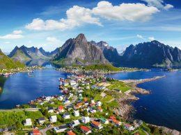 Norveç'te Bulunan Nefes Kesici 10 Yer