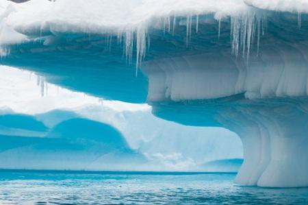 İklim Değişikliği Antarktika