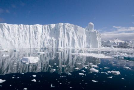 Küresel Isınma Antarktika
