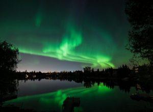 Kuzey Işıklarının En İyi Görüldüğü 7 Yer