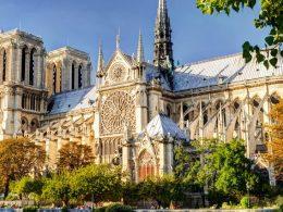 Notre Dame Katedrali - Paris, Fransa