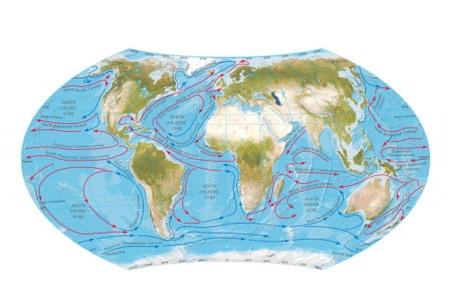 Okyanus Akımlarının Etkisi