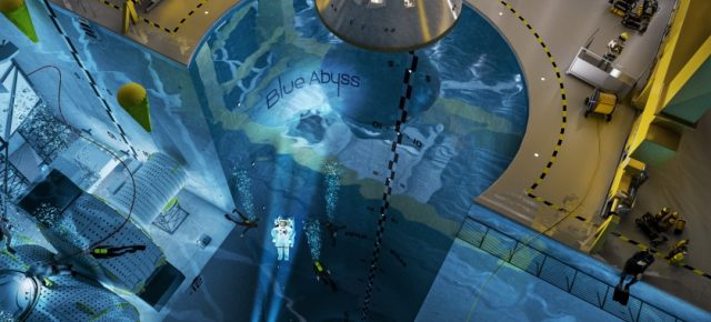 Blue Abyss Astronot Eğitim Merkezi
