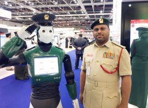 Dubai Polisi Robotlaşıyor