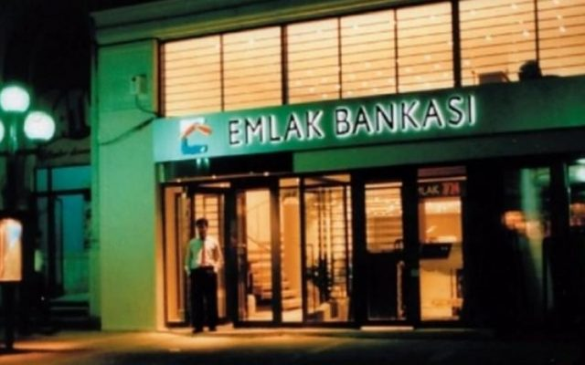 Emlak Bankası, Küllerinden Yeniden Doğuyor…