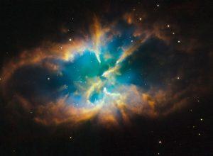 Gökyüzüne Işık Tutan Teleskop
