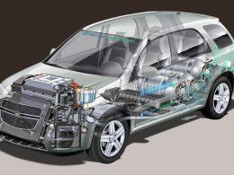 Hidrojen Yakıtlı Araçlar