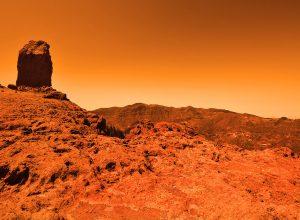 Kızıl Gezegenin Gazabı