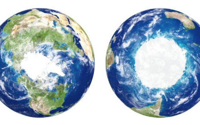Kuzey Kutbu ve Güney Kutbu