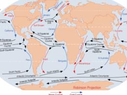 Okyanus Akıntıları İklimi Etkiler mi?