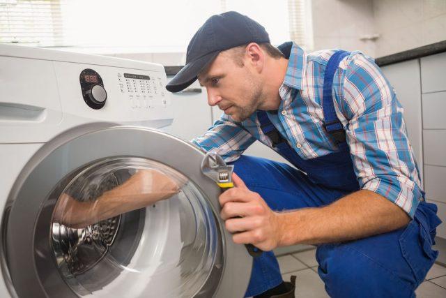 Çamaşır Makinesinde Kaliteli ve Profesyonel Onarım Çalışmaları