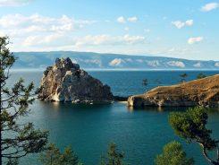Dünyadaki En Derin Göl: Baykal Gölü