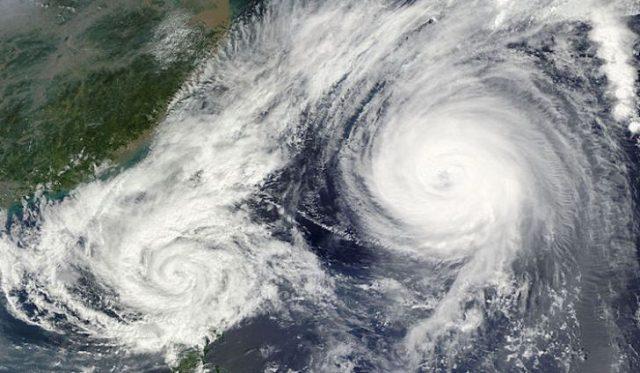 Fujiwhara Etkisi Nedir, Nasıl Oluşur?