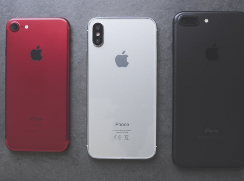 İphone 8, İphone 8 PLUS ve İphone X'in Özellikleri ve Fiyatı