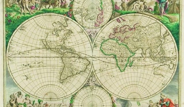 Kartografya Nedir?
