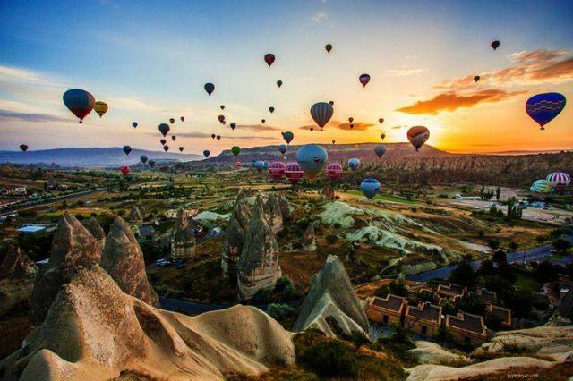 Türkiye'den Muhteşem Manzaralarıyla Görülmeye Değer 10 Yer
