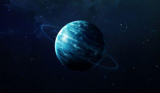 Uranüs Hakkında İlginç Gerçekler