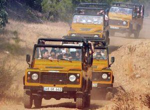 Sıra Dışı Bir Deneyim : Marmaris Jeep Safari