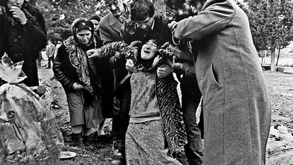 Zorunlu Bir Göç: Hocalı Katliamı