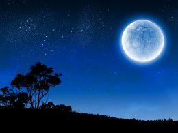 Gökyüzüne Baktığımızda Ay'ın Hangi Yüzünü Görürüz?