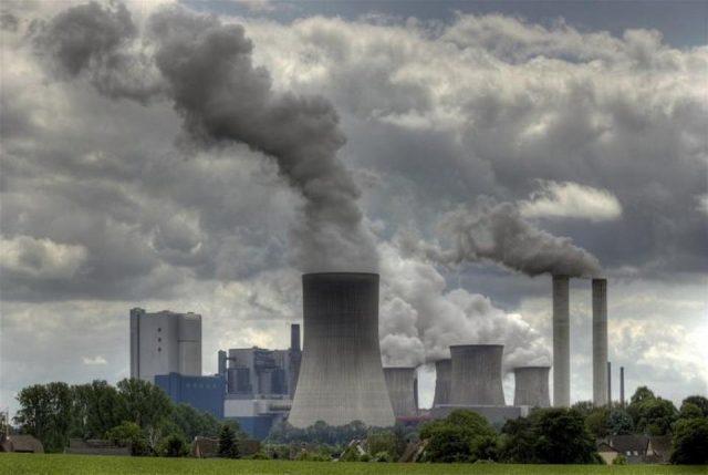 Kömürün Çevreye Etkileri Nelerdir?