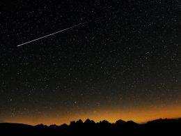 Yıldız Kayması Nedir?