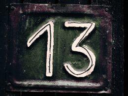 13 Sayısı Neden Uğursuz Olarak Kabul Edilir?