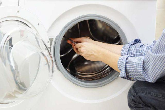 Çamaşır Makinesindeki Komplike Sorunlara Müdahale