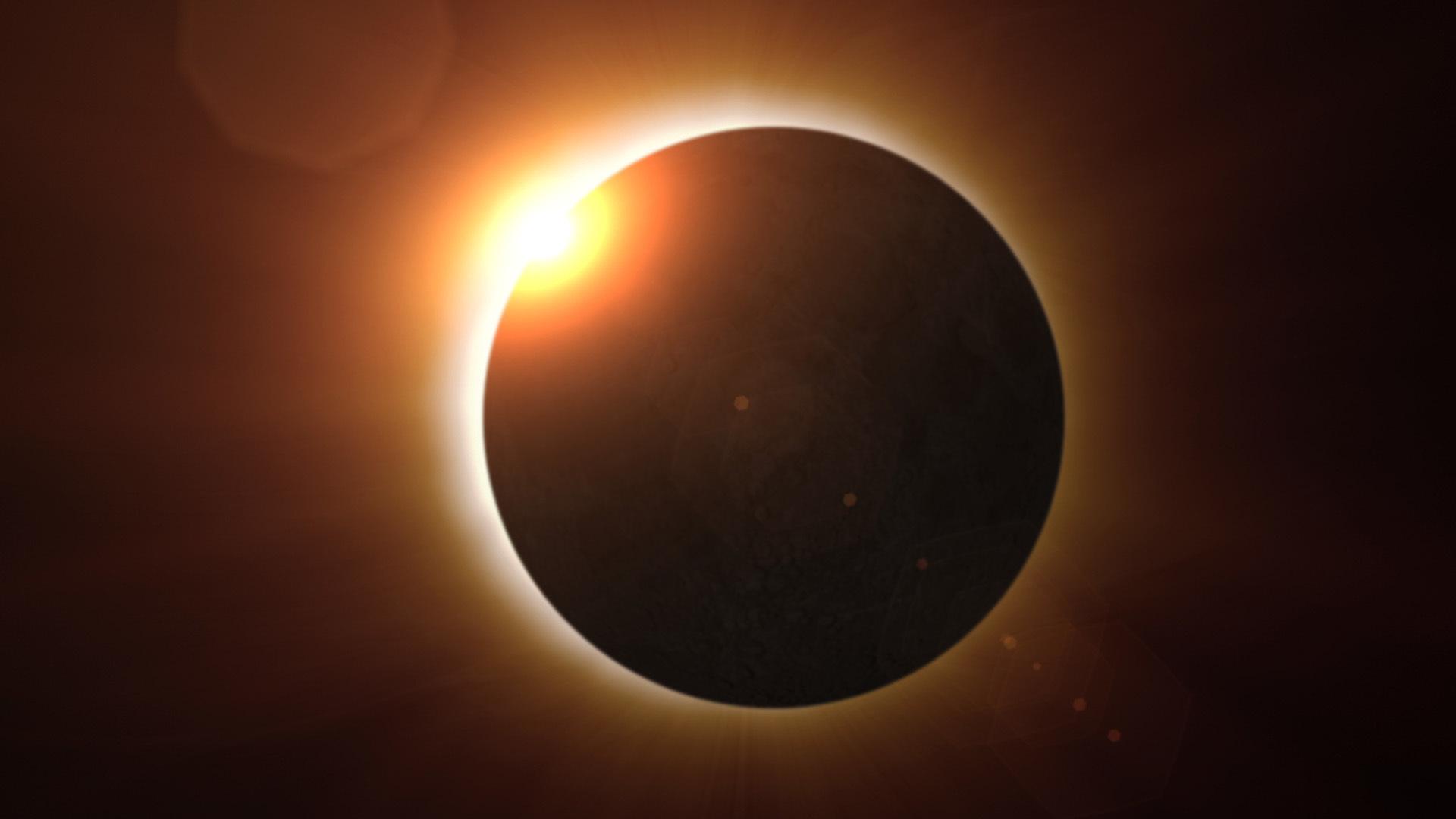 Güneş Tutulması Nedir Nasıl Oluşur Türleri Nelerdir Dünya Atlası