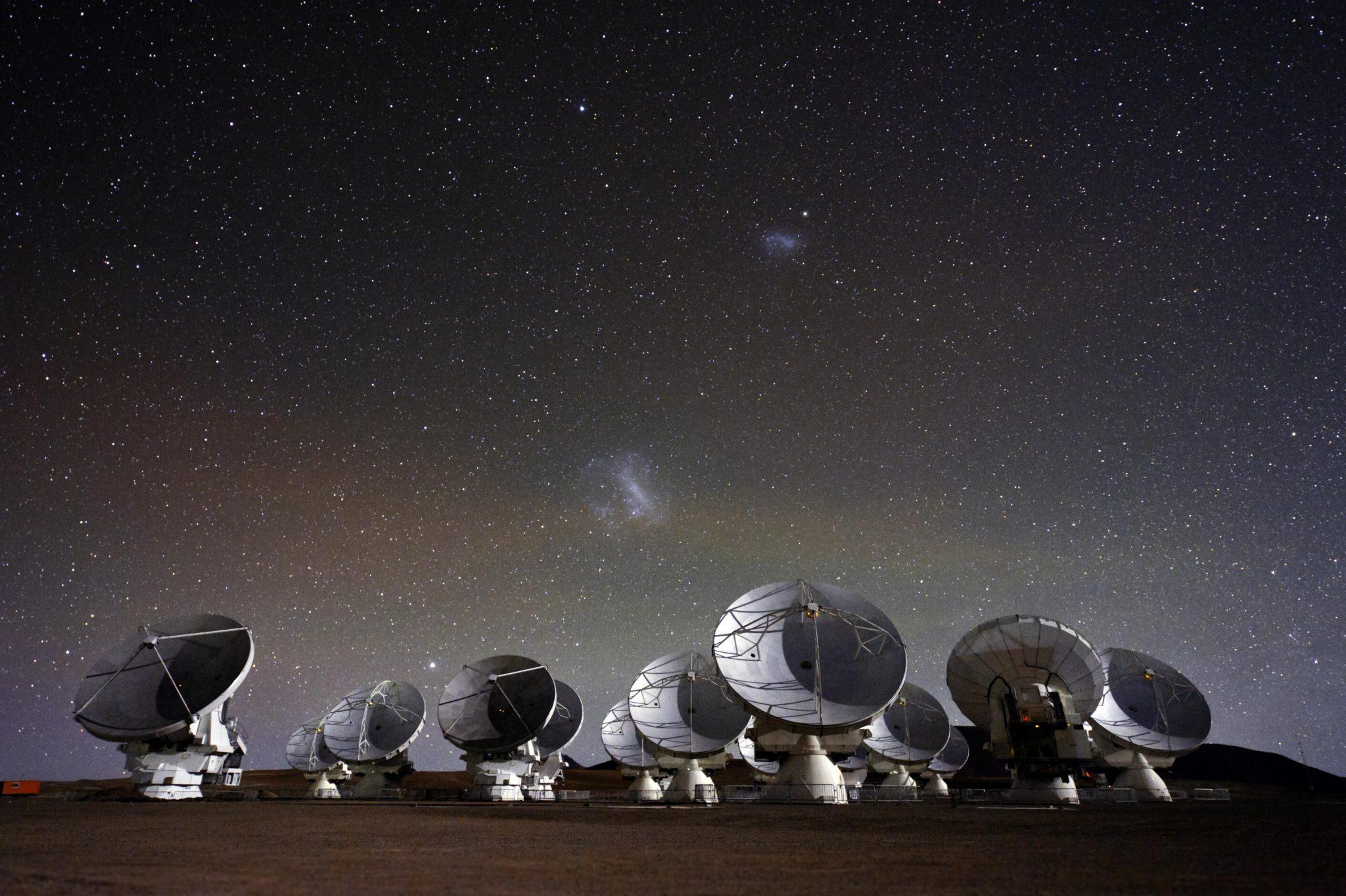 Astronomide kullanılan araçlar dünya atlası