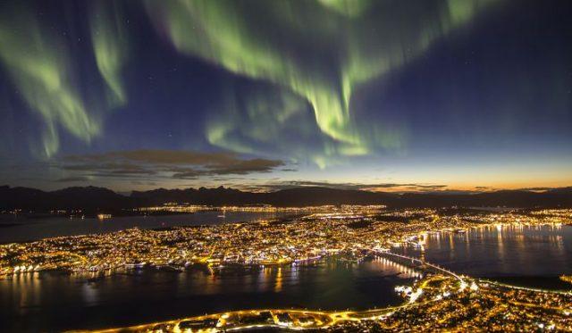 Kuzey Işıkları Nedir, Nasıl Oluşur, En İyi Nerede Görülür?