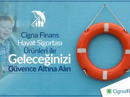 Cigna Finans Sayesinde Hayatı Kaçırmayın