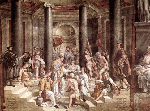 Bizans İmparatorluğunun Yükselişi ve Çöküşü