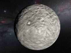 İlk Keşfedilen Asteroid: Ceres