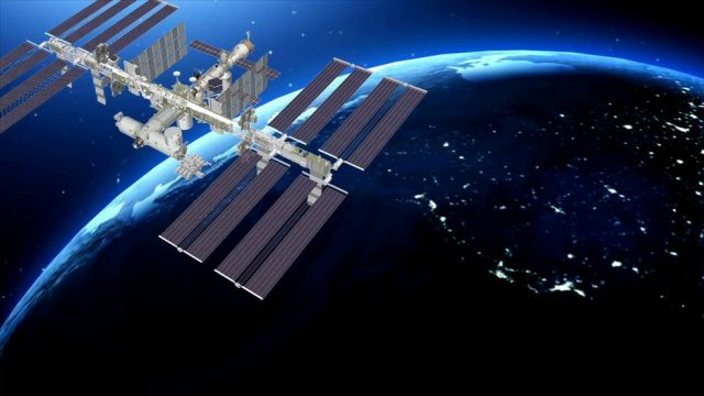 Uluslararası Uzay İstasyonu'nun Arkasındaki İnanılmaz İşbirliği