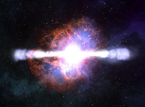 Uzaydan Gelen Ölüm: Gama Işını Patlamaları