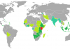 Vizesiz Ülkeler Haritası