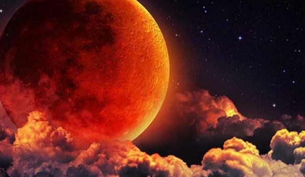 2018 Kanlı Ay Tutulması Ne Zaman, Saat Kaçta Gerçekleşecek?