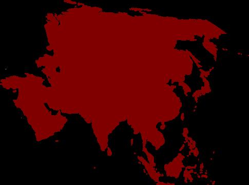 Asya Kıtasında Yer Alan Ülkeler