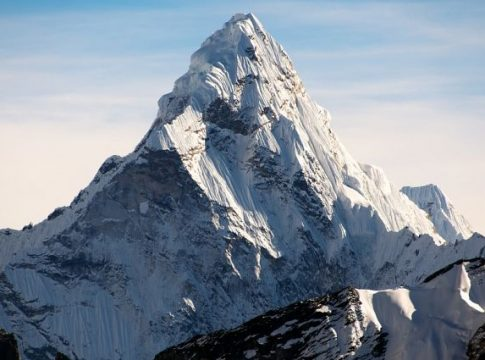 Everest Dağı Nerededir?