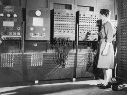 İlk Bilgisayar ve Üretim Amacı
