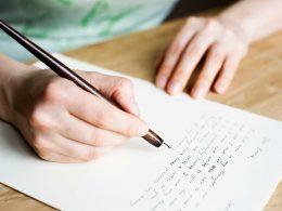 Nasıl Mektup Yazılır? (Mektup Yazma Kuralları)