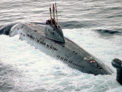 Nükleer Denizaltına Sahip Ülkeler