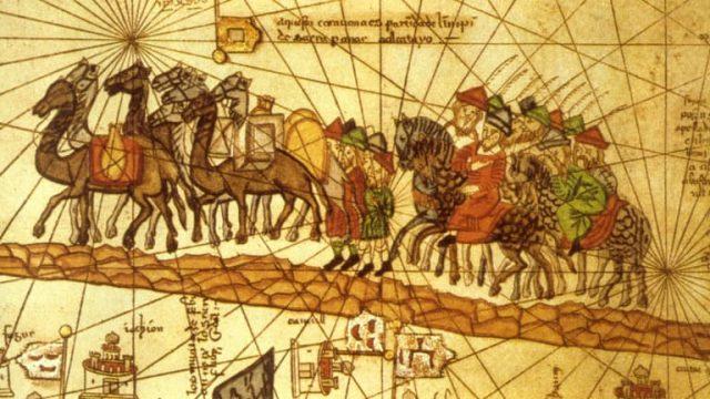 Anadolu'nun Ekonomik Güç Simgesi: Tarihî Ticaret Yolları