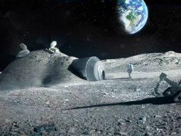 Ay'da Yaşamak Nasıl Olurdu?