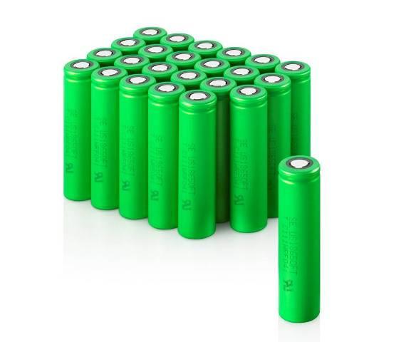 Lityum-İyon Pillere Polenden Elektrot