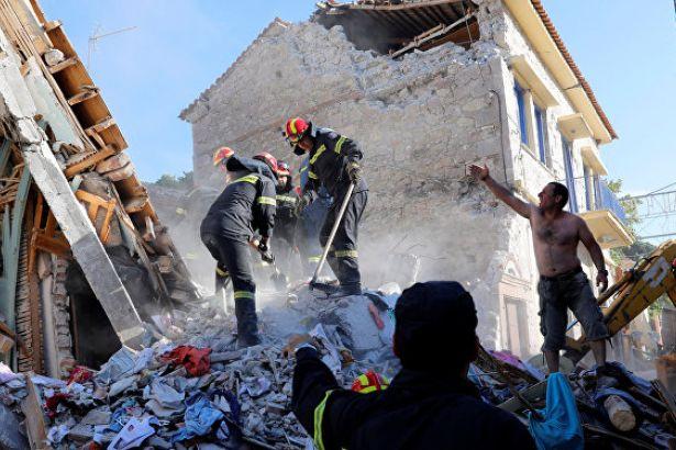 Türkiye'de Depremsellik
