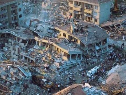 Türkiye'de Yaşanan Bazı Büyük Depremler